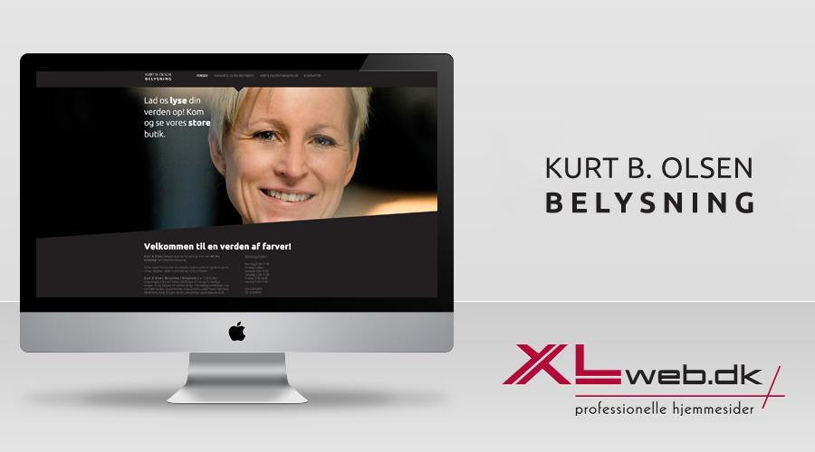 Besøg Kurt B. Olsen i Ringsted - Hjemmeside af XLweb.dk