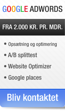 Adwords hos XLweb